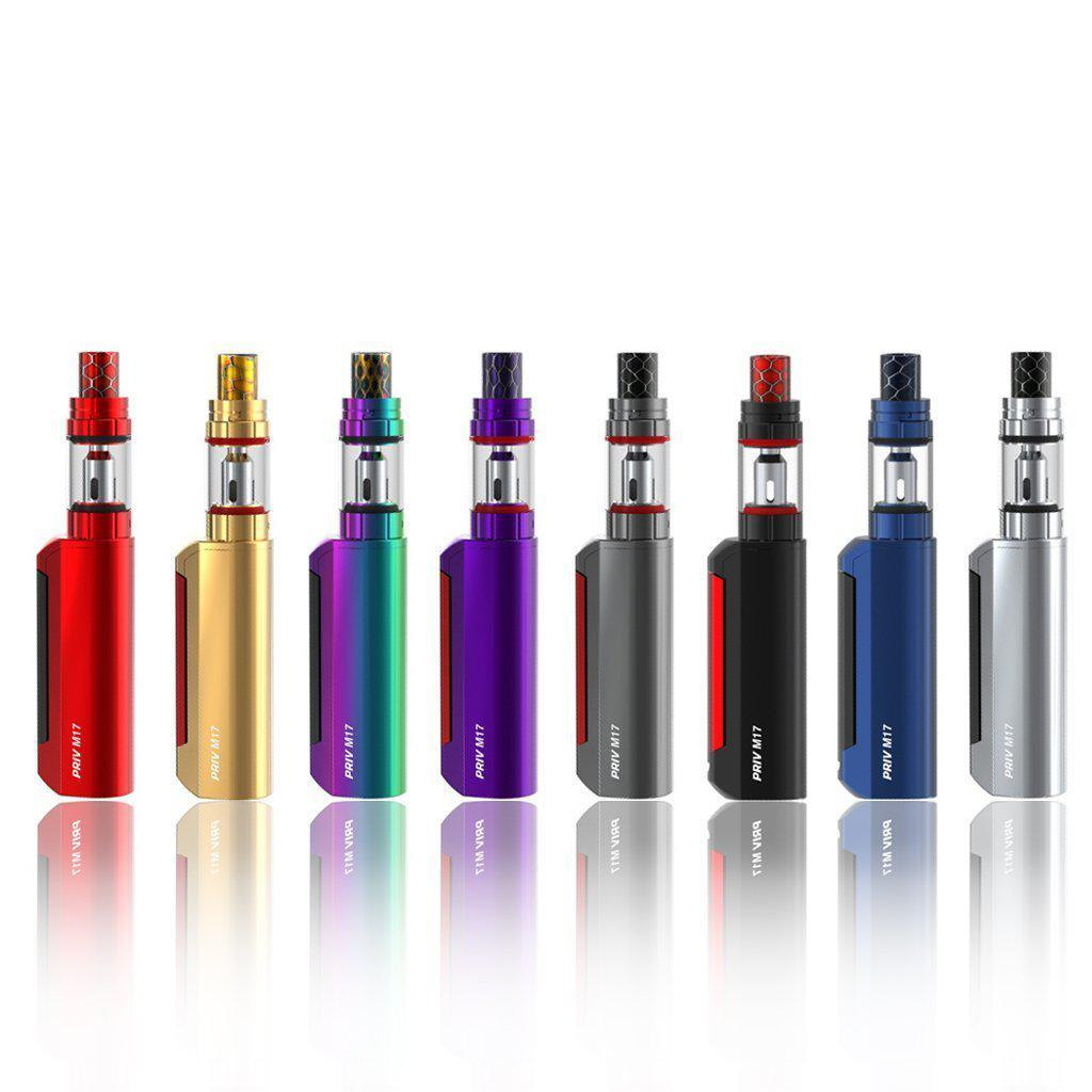 SMOK Priv M17 60W Starter Kit-Blazed Vapes
