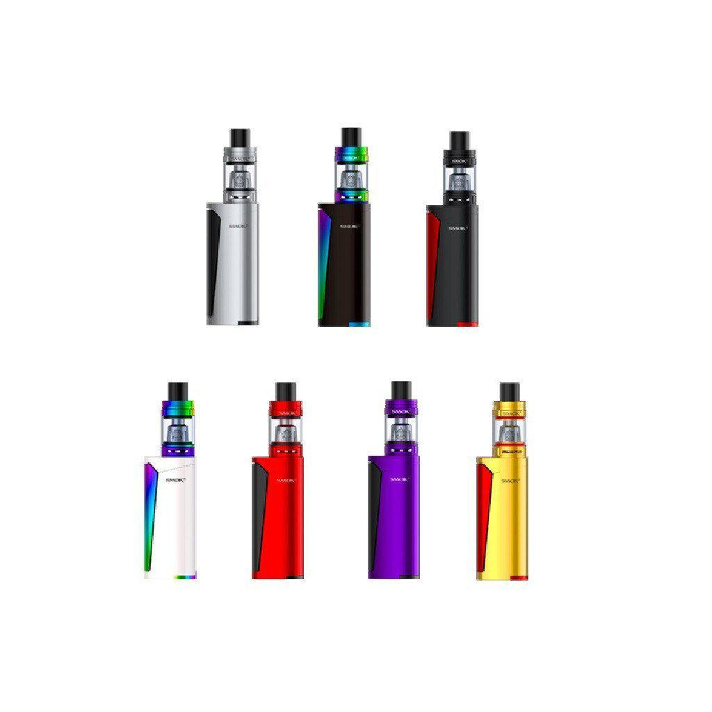 SMOK PRIV V8 60W Starter Kit-Blazed Vapes