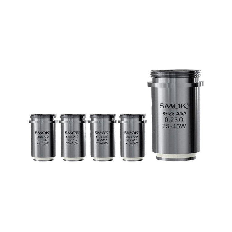 SMOK Stick AIO Replacement Coil Head (Pack of 5)-Blazed Vapes