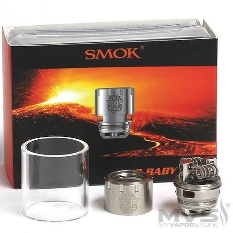 SMOK V8 Baby RBA (Rebuildable Atomizer)-Blazed Vapes