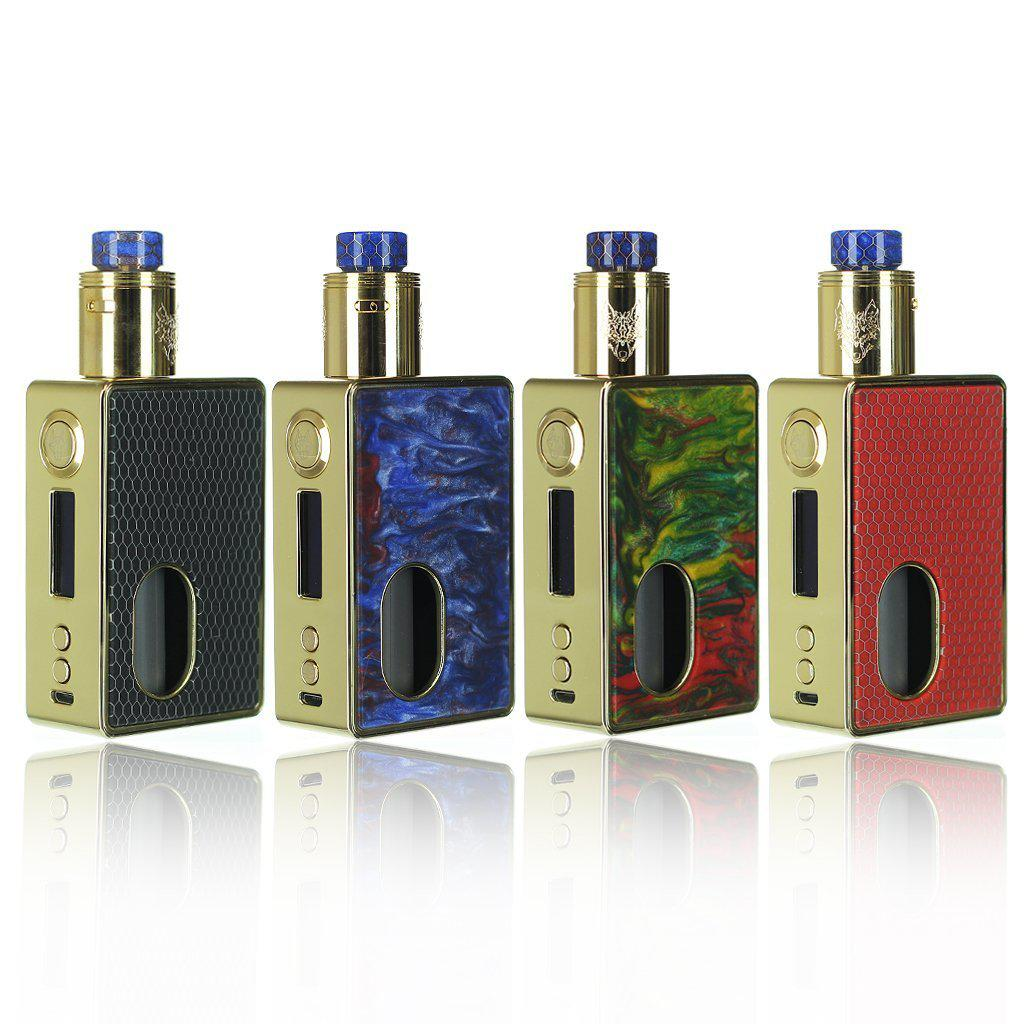 SnowWolf O-100W Squonk Kit-Blazed Vapes