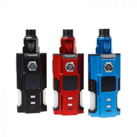 SnowWolf Vfeng Squonk 120W TC Kit-Blazed Vapes