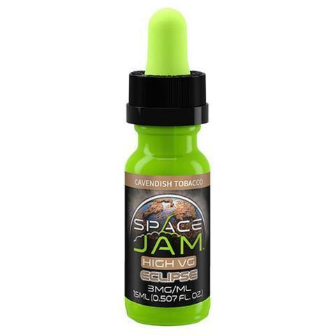 Space Jam Vape Juice Vanilla Tobacco (Eclipse) 60ml-Blazed Vapes