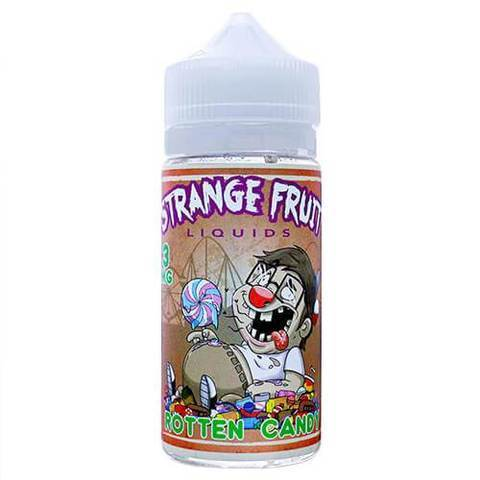 Strange Fruit Vape Juice Rotten Candy 100ml-Blazed Vapes