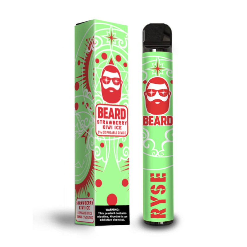 Beard Disposable Vape-Blazed Vapes