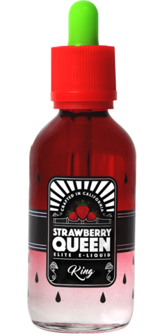 Strawberry Queen Vape Juice King 60ml-Blazed Vapes