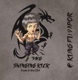 Swinging Kick by KungfuVapor (60ml)-Blazed Vapes