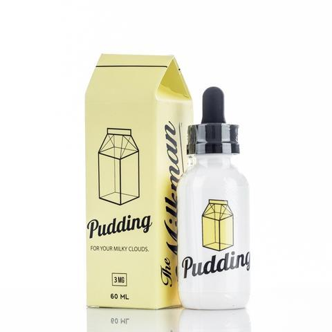The Milkman Pudding 60ml Vape Juice-Blazed Vapes