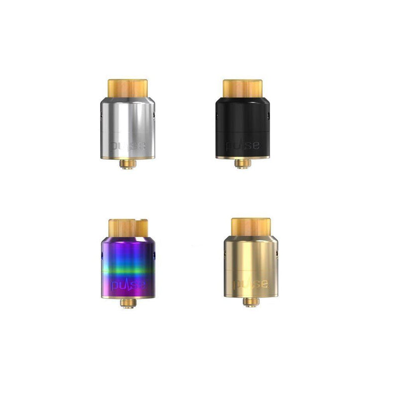 The Pulse 24 RDA by Vandy Vape and Tony B-Blazed Vapes