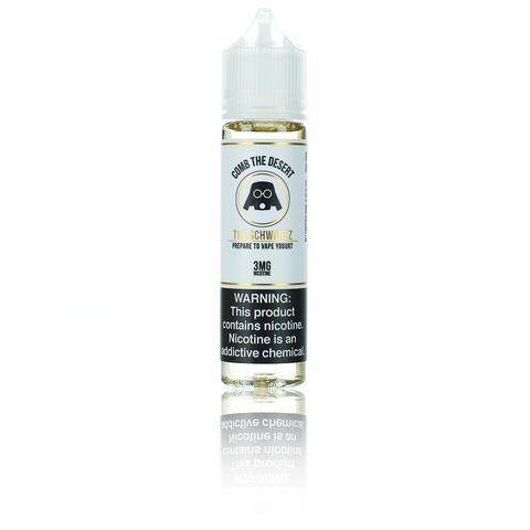 The Schwartz Comb the Desert 60ml Vape Juice-Blazed Vapes
