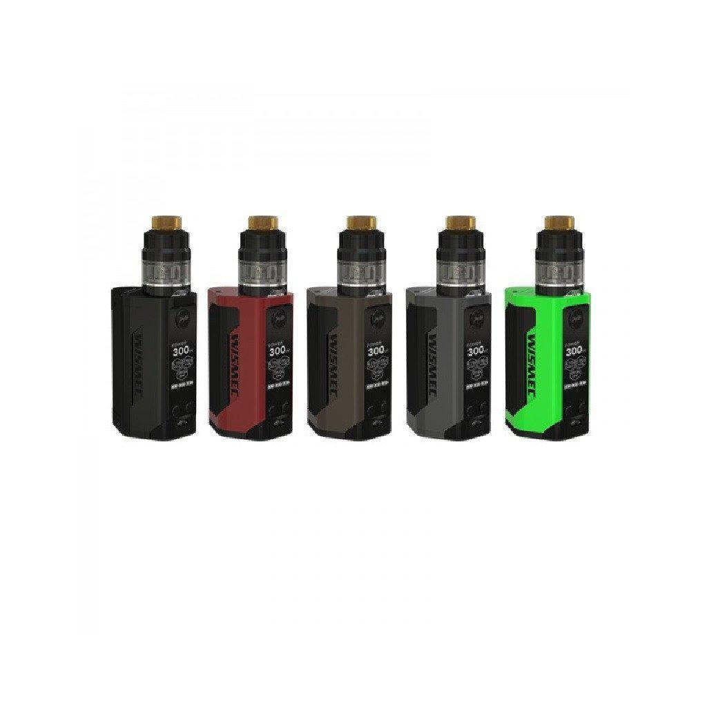 The Wismec Reuleaux RX GEN3 (Full Kit & Mod Only)-Blazed Vapes
