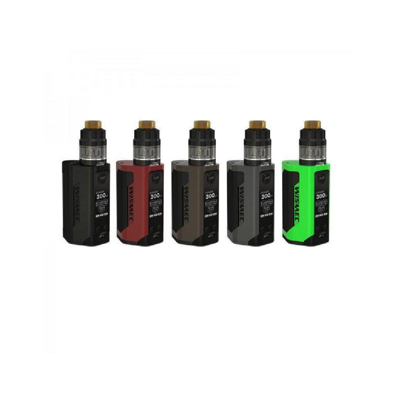 The Wismec Reuleaux RX GEN3 300W (Full Kit & Mod Only)-Blazed Vapes