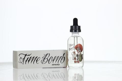 Time Bomb Limited SID 60ml Vape Juice-Blazed Vapes