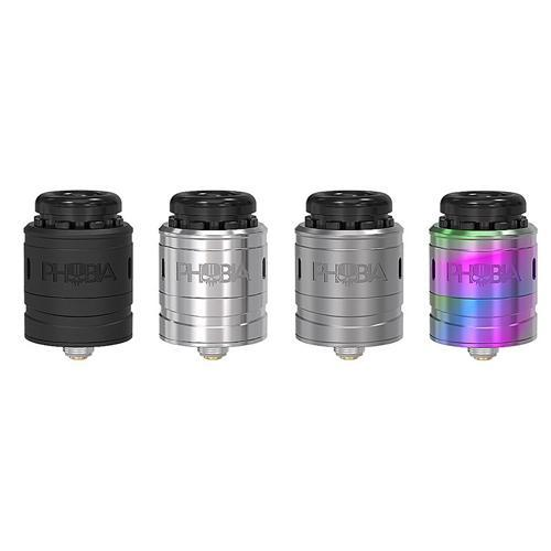 Vandy Vape Phobia V2 24mm RDA-Blazed Vapes