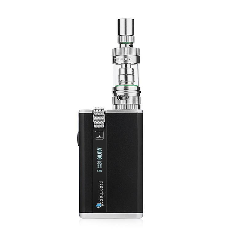 Vanguard 80W Temp Control Kit-Blazed Vapes