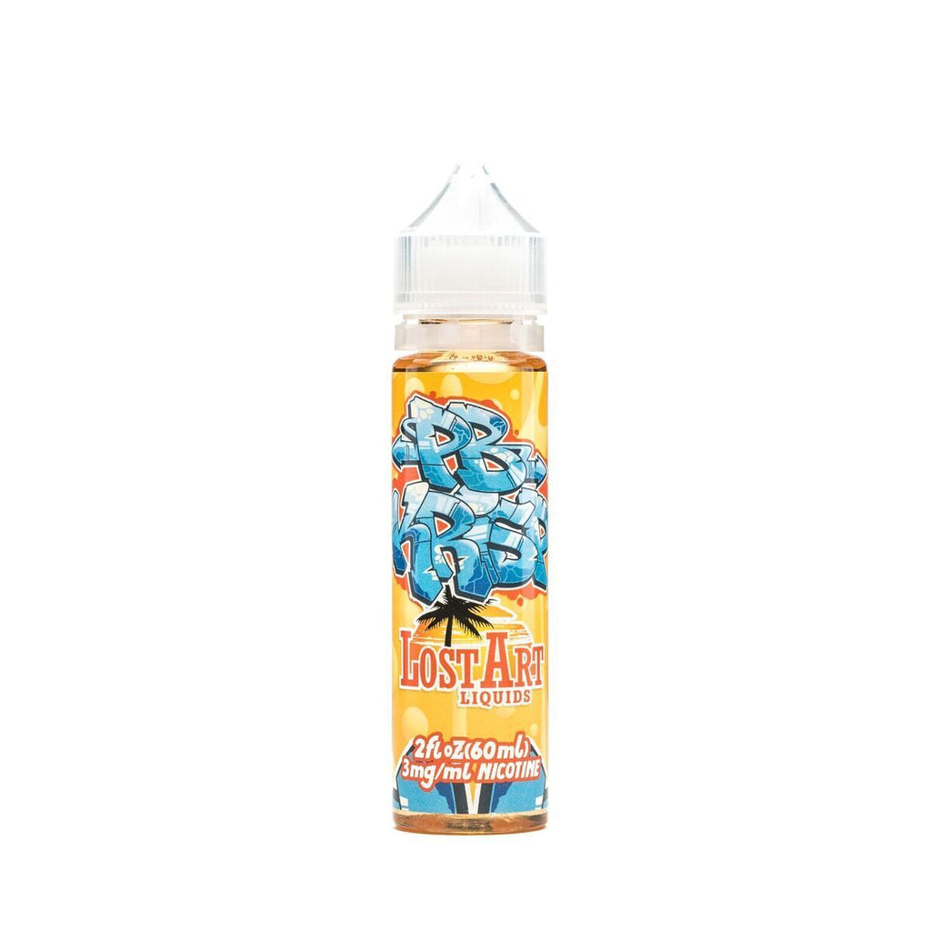 Lost Art PB Krisp 60ml Vape Juice-Blazed Vapes