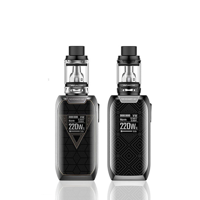 Vaporesso Revenger Go 220W TC Starter Kit with NRG Tank-Blazed Vapes