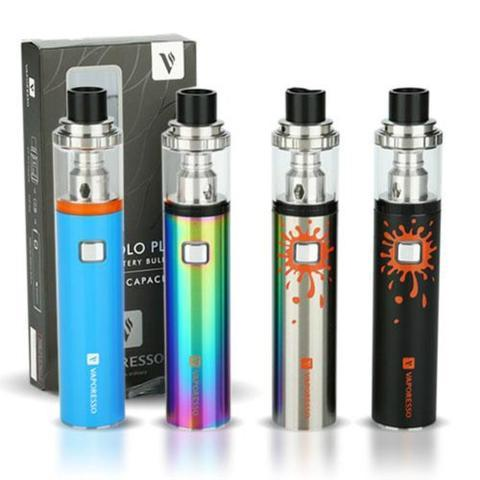 Vaporesso VECO SOLO Plus Starter Kit-Blazed Vapes