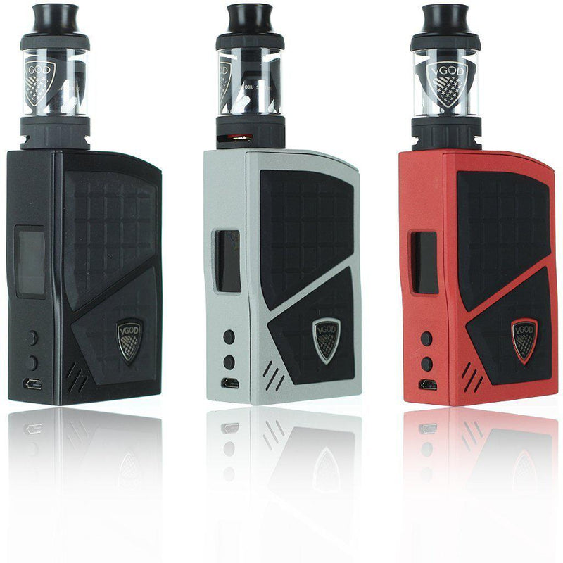 VGOD Pro 200W Kit-Blazed Vapes