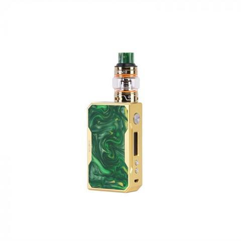 VooPoo Golden Drag 157W Kit with Uwell Valyrian Tank-Blazed Vapes