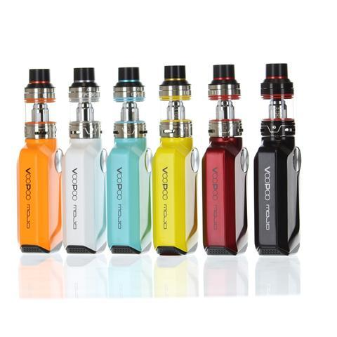 Voopoo Mojo 88W Kit with UFORCE U2 Tank-Blazed Vapes