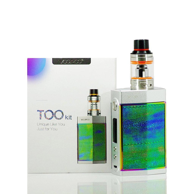 Voopoo TOO 180W TC Starter Kit-Blazed Vapes