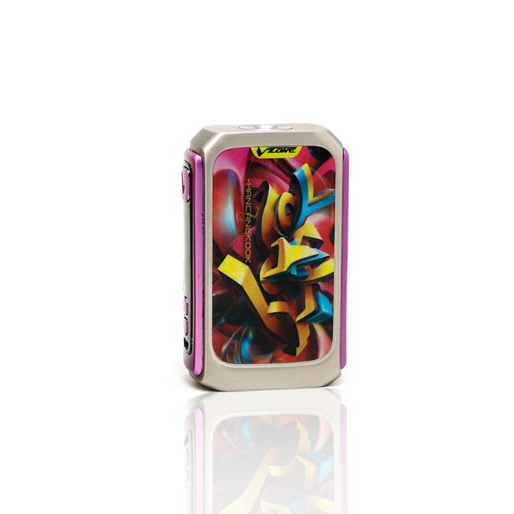 Vzone graffiti 220w tc box mod blazed vapes