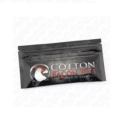 Wick 'n' Vape Organic Cotton Bacon Bits-Blazed Vapes
