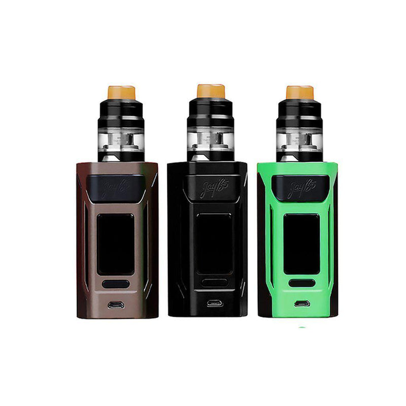 Wismec Reuleaux RX2 20700 Kit with Gnome Tank-Blazed Vapes