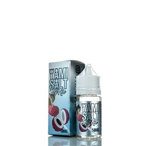 Yami Vapor Vape Juice Icy Trio Salt Nic 30ml-Blazed Vapes