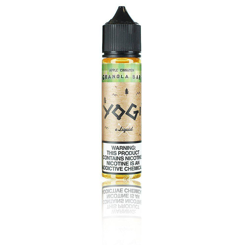 Yogi Apple Cinnamon Granola Bar 60ml Vape Juice-Blazed Vapes