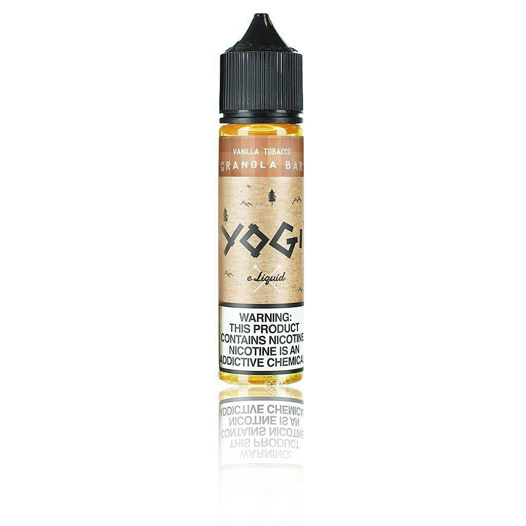 Yogi Vanilla Tobacco Granola Bar 60ml Vape Juice-Blazed Vapes