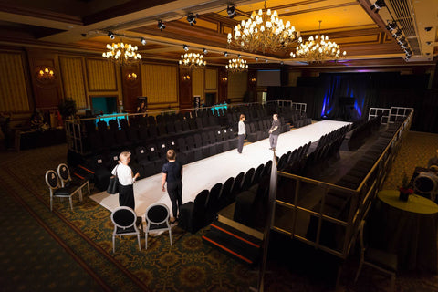 Taking place in the beautiful conference rooms of Casino Nova Scotia, Atlantic Fashion Week hosted its 11th annual fashion show in October, 2017