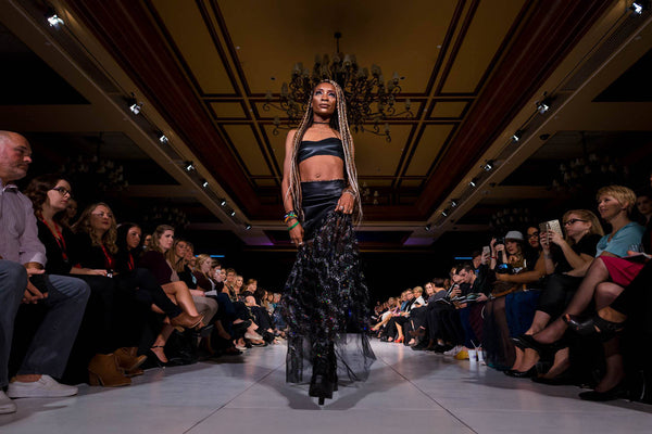 East Coast Couture was featured as an emerging designer in the 11th annual Atlantic Fashion Week in Halifax, Nova Scotia, October 2017