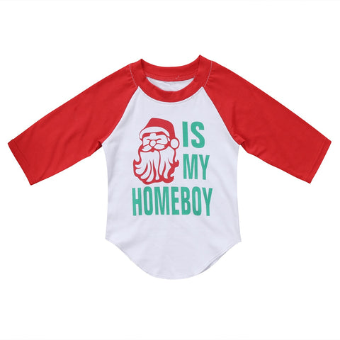 Homeboy Baseball Tee