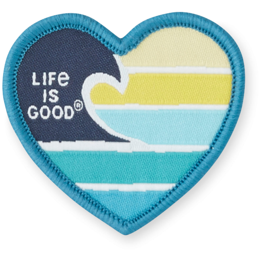 Life is Good. Positive Patch: Ocean Love