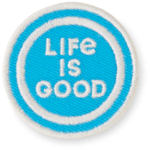 Life is Good. Positive Patch: LIG Coin