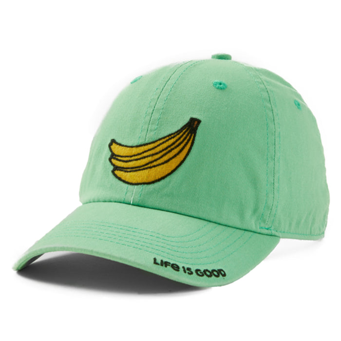Life is Good Go Bananas Kids Chill Cap, Spearmint Green