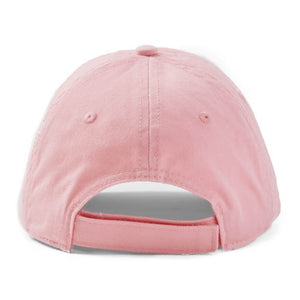 Life is Good Wild Child Kids Chill Cap, Light Happy Pink