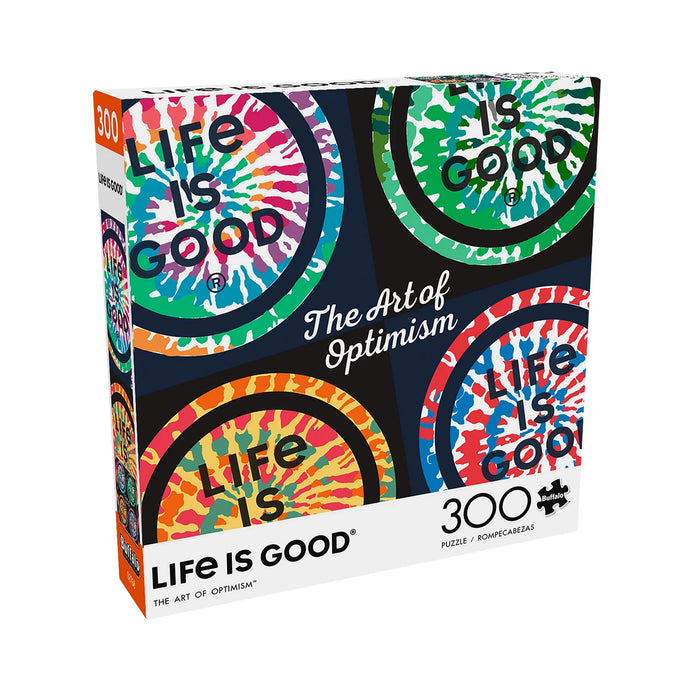 Life is Good. The Art of Optimism 300pc Puzzle - By Buffalo Games