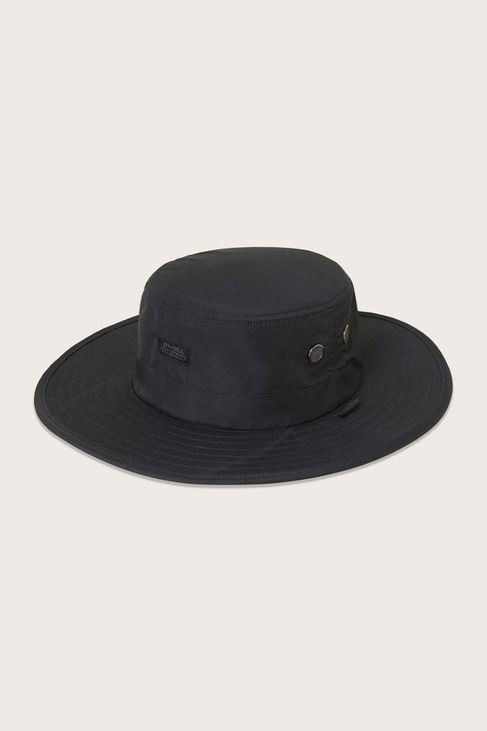 O'NEILL MEN'S LANCASTER HAT - BLACK