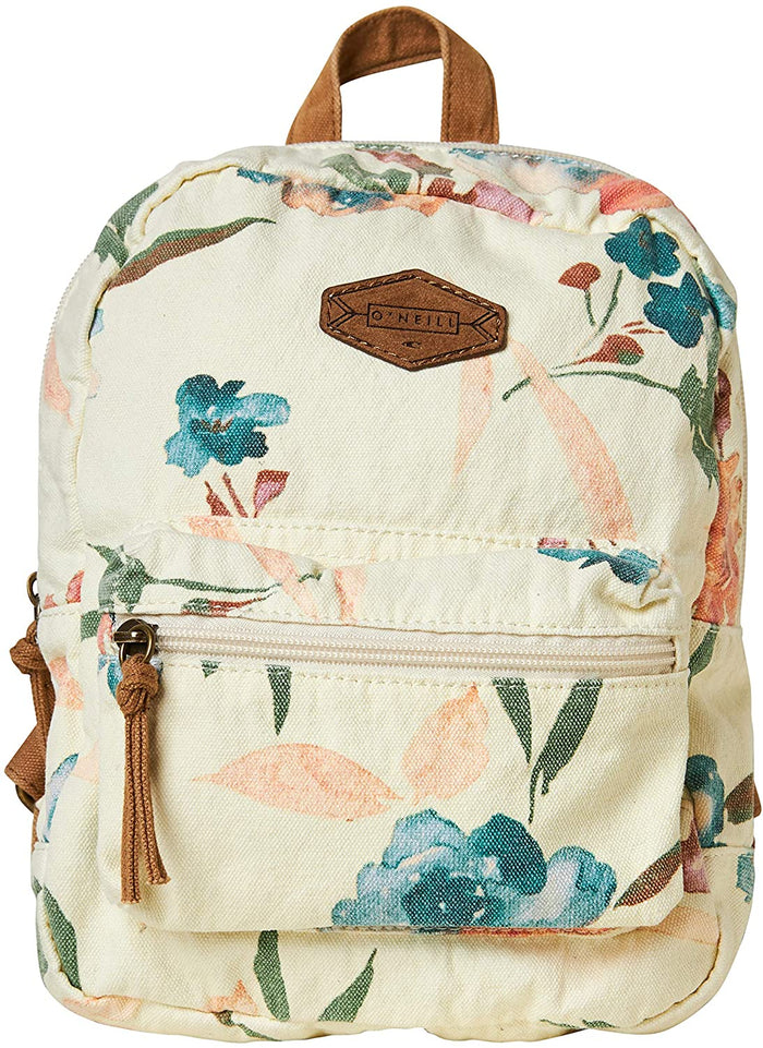 O'NEILL WOMEN'S VALLEY MINI BAGS BACKPACK - VANILLA