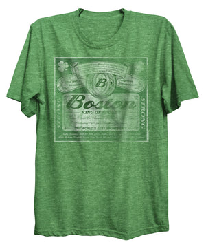 Boston Sports Group. King Of Sports Tee - Kelly Green