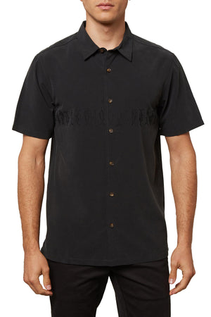 JACK O'NEILL FISHERS WHARF TOP, BLACK,