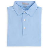 Peter Millar Solid Stretch Jersey Polo (Various Colors)