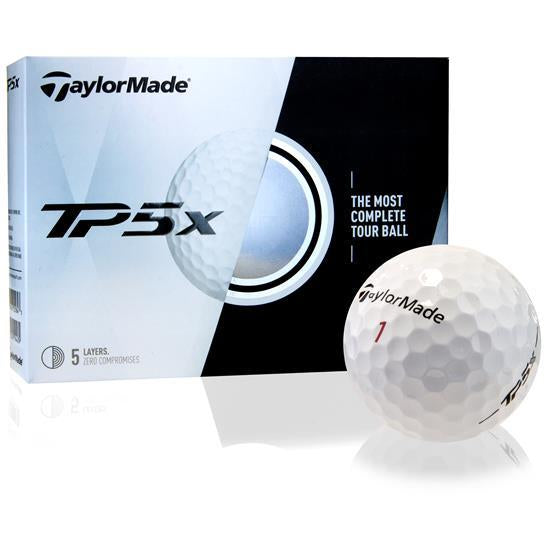 Custom TP5x Golf Balls (Dozen)