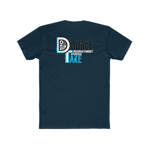"""GET NOTICED"" Double Take Premium Fit Crew T-Shirt - Double Take Recruitment Videos"