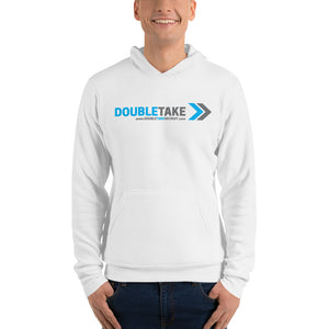 Unisex hoodie - Double Take Recruitment Videos