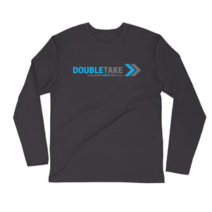 Double Take Long Sleeve Fitted Crew - Double Take Recruitment Videos