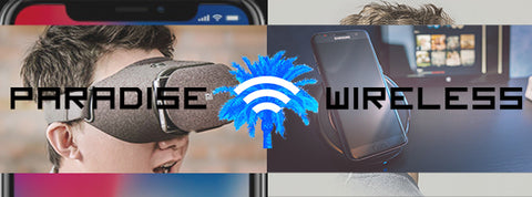 Paradise-Wireless-Header-VR-Wireless-Chargers-iPhone-Samsung